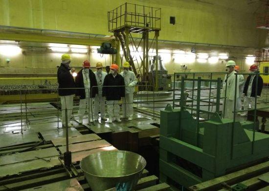 ГИЯРУ разреши изваждането на ядреното гориво на два от блоковете на Чернобилската АЕЦ