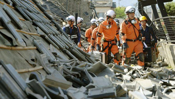 Три японски АЕЦ се оказаха в зоната на земетресението