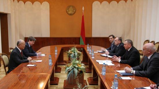 Подробности за посещението на генералния директор на МААЕ в Беларус