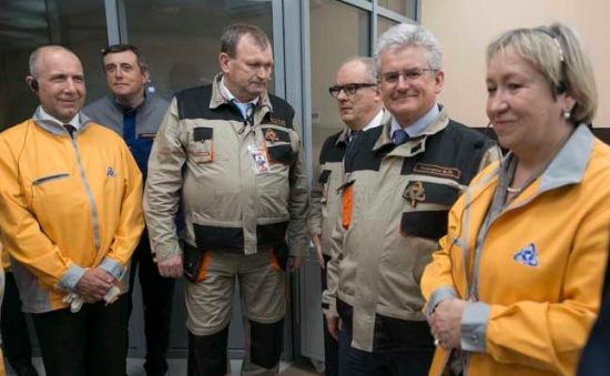 Специалисти от EDF изучават опита на Нововоронежската АЕЦ-2