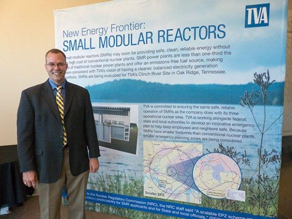 САЩ – Ядреният регулатор (NRC) получи първият комплект документи на площадка за изграждане на малки модулни реактори (SMR)