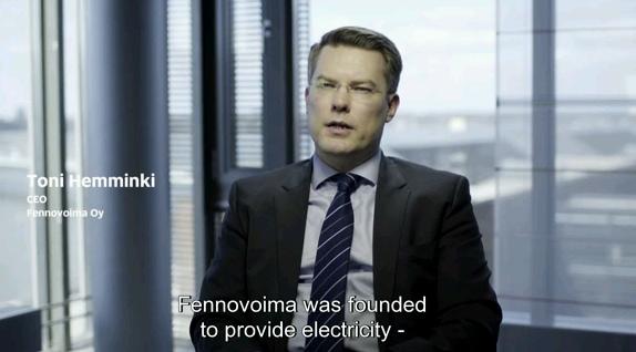 "Финландия – FENNOVOIMA не очаква повишаване стойността на проекта ""Ханхикиви-1"""