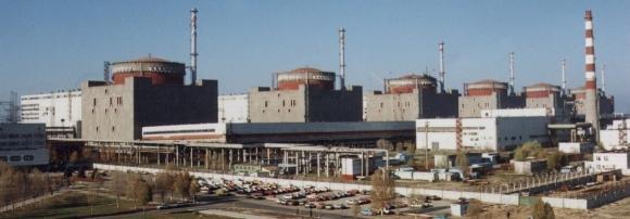 Четвърти блок на Запорожската АЕЦ беше изключен от мрежата от действие на електрически защити