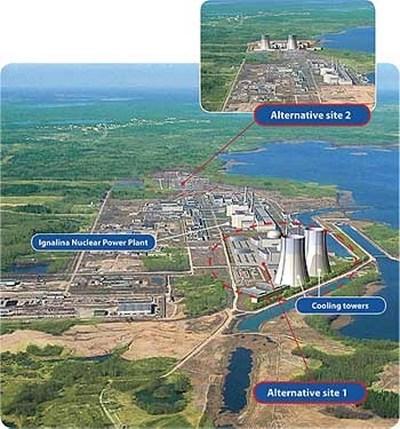 Правителството на Литва няма окончателно решение по изграждането на Висагинската АЕЦ
