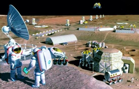 Ядрен източник ще осигурява енергия за руската база на Луната