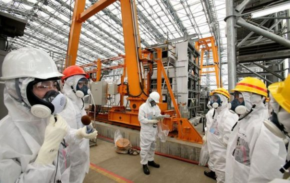 """Росатом"" успешно тества установка за очистване на водите на АЕЦ ""Фукушима-1"" от свръхтежък водород (тритий)"