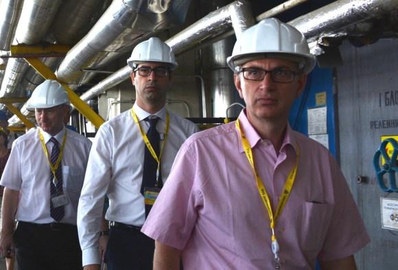 """Мониторингов комитет на ЕК констатира добър напредък на проектите по извеждане от експлоатация на спрените мощности на АЕЦ """"Козлодуй"""""""