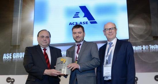 """Изработената по дизайн на ASE """"Мулти-D-базирана система за проектен мениджмънт"""" е сред отличените по време на World Nuclear Exhibition"""