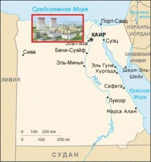 Египет – Очаква се на 30-ти юни президентът да съобщи датата за започване строителството на първата АЕЦ