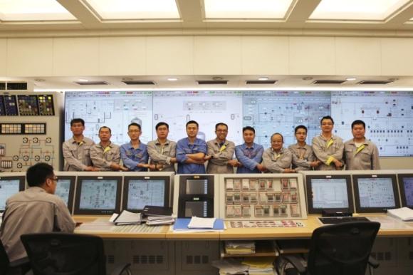 """Китай – Реакторът на втори блок на АЕЦ """"Фанченган"""" е изведен за първи път на МКУ"""