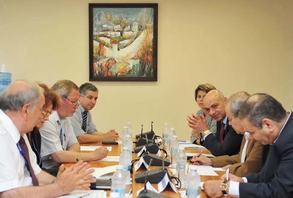 Египетска делегация изучава българския опит в сферата на ядрената енергетика
