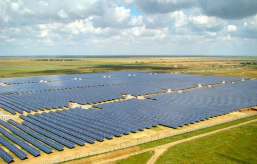 Крим се ориентира и към слънчевата енергетика