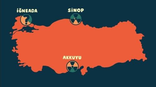 """Турският парламент премахна всички останали законови ограничения пред АЕЦ """"Аккую"""""""