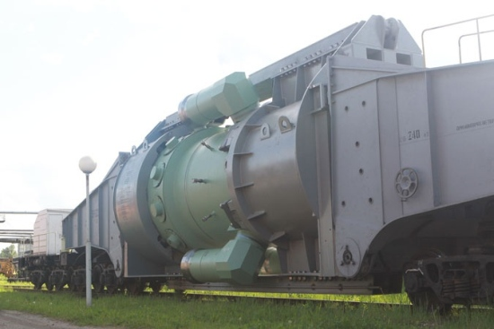 Завърши изработването на реакторната установка Ритм-200 за атомния ледоразбивач Арктика