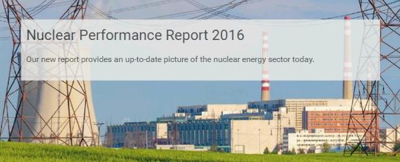 Световната ядрена асоциация публикува – Nuclear Performance Report 2016