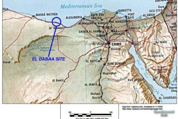 """Океанографските дейности по проекта за АЕЦ """"Дабаа"""" е Египет се оценяват на 51 милиона рубли"""