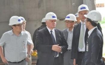 Корейската компания КНNP и агенция KOTRA проявяват интерес към дострояването на Хмелницката АЕЦ в Украйна