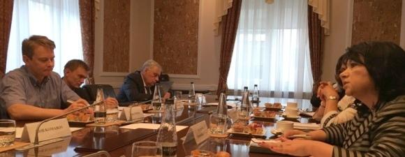 """Подробности за срещата на представители на """"Росатом"""" с министър Теменужка Петкова"""