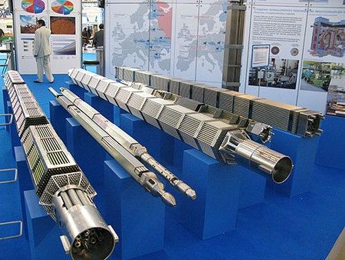 И през тази година «ТВЭЛ» ще произведе почти седем хиляди различни касети ядрено гориво