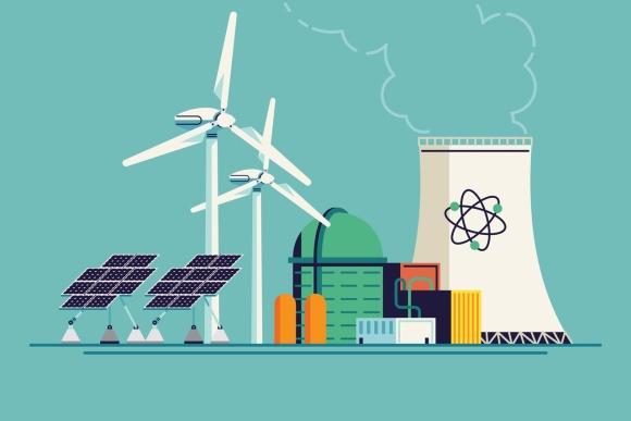 Ню-Йорк показва как ядрените и възобновяемите генерации не трябва да бъдат врагове..