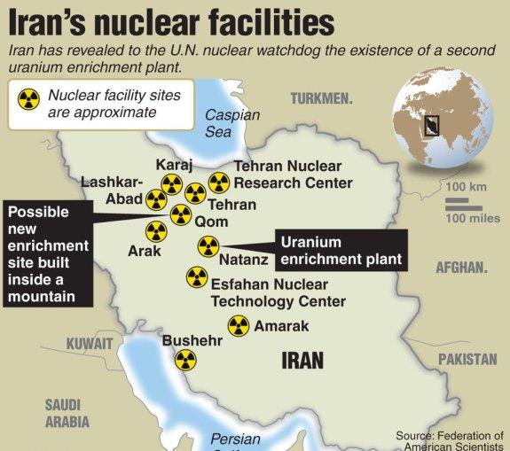 Москва и Техеран съгласуваха плановете си за изграждане на още 8 ядрени енергоблока