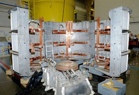 На Колската АЕЦ започна процедурата за отгряване на корпуса на реактора на втори енергоблок