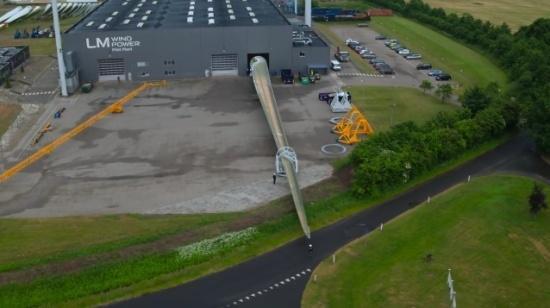 Най-голямата вятърна електроцентрала ще бъде построена в Дания