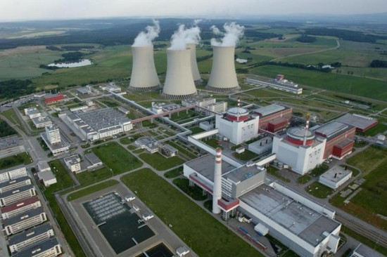 Чехия – за няколко дни е спряна най-голямата АЕЦ в страната