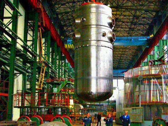 Виновните за инцидента с реактора за Беларуската АЕЦ са отстранени от работа