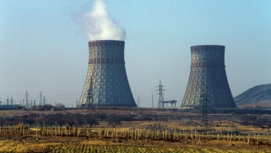 Арменската АЕЦ е спряна за ремонт в продължение на два месеца