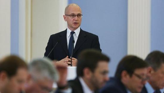 """Кириенко нарече слухове съобщенията, че изглежда напуска """"Росатом"""""""
