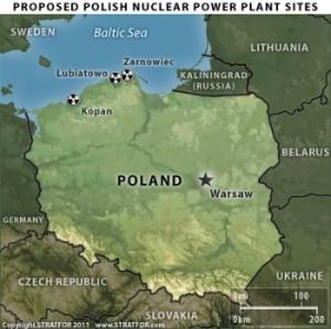 """Възможно е """"Росатом"""" да участва в търга за изграждане на АЕЦ в Полша"""