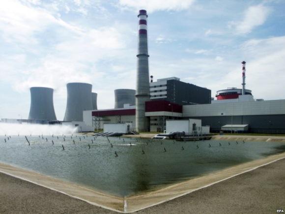 """Чехия – АЕЦ """"Темелин"""" няма да произвежда електроенергия до октомври по технически причини"""