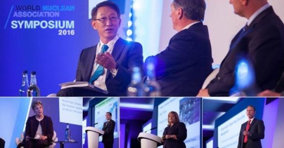 Лондон – Започна работа 41-ят симпозиум на Световната ядрена асоциация (WNA)