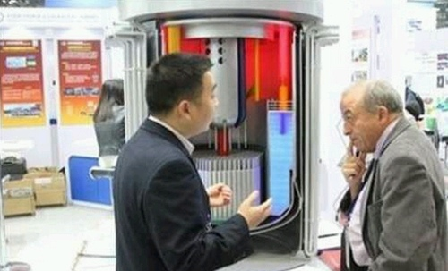 Китай се опитва да построи най-малката АЕЦ в света