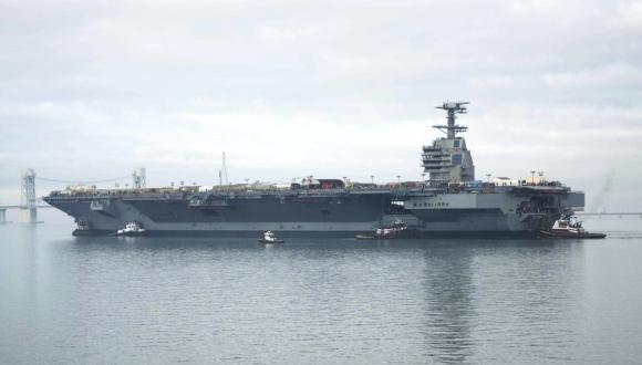 ВМС на САЩ искат да построят в Айдахо предприятие за съхраняване на ОЯГ