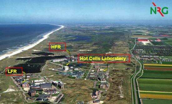 Успешни изпитания на руско ядрено гориво в Холандия