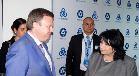 """Кирил Комаров, """"Росатом"""": Готови сме да предадем оборудването за АЕЦ """"Белене"""", веднага щом получим парите"""