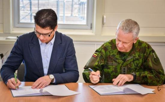 НАТО взема под контрол електроразпределителната система на Литва