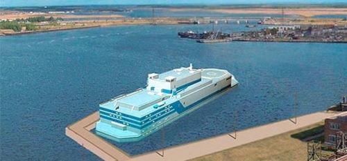 Общата стойност на първата в света плаваща АЕЦ възлиза на 30 милиарда рубли