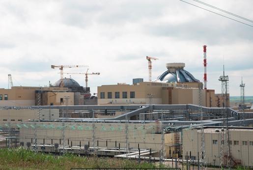 Въвеждането в експлоатация на седми блок на НВАЕЦ се планира за 2019 година