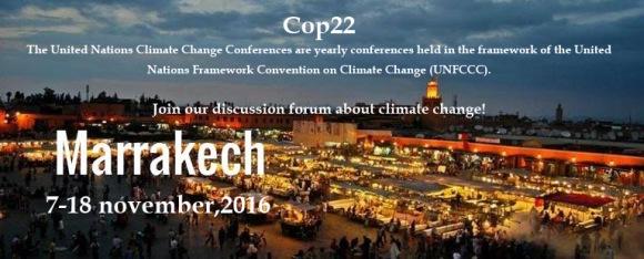 Ехо от световната конференция на ООН за климатичните промени (COP-22) в Мароко