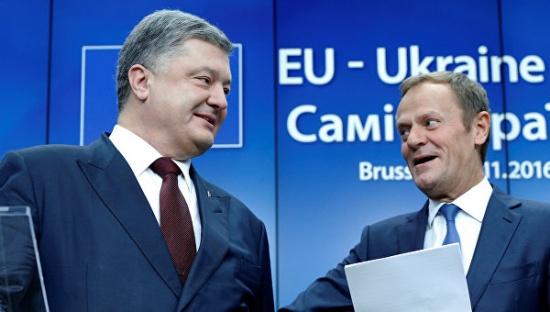 Среща на върха Украйна – ЕС: разочарования и нови надежди