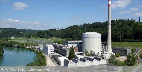 Швейцария – Референдумът отхвърли предсрочното затваряне на атомните електроцентрали