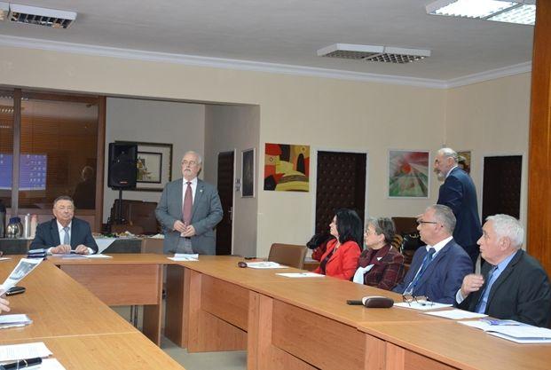 WiN България участва в работата на заседание на международна организация на ветераните в ядрената енергетика и промишленност