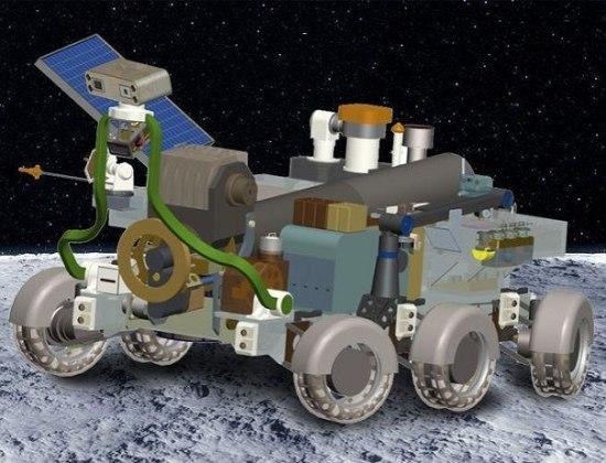 Руски учени разработват луноход с ядрен източник на енергия