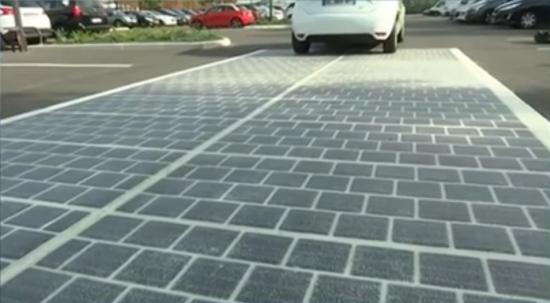Във Франция имат намерение да пуснат първите пътища покрити със слънчеви панели