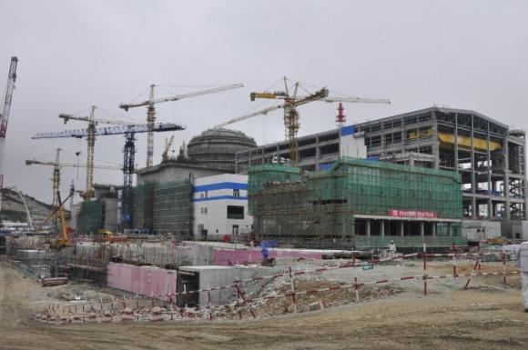 """Китай – Тянванска АЕЦ – Завършиха """"студените изпитания"""" на реакторната установка на блок № 3"""