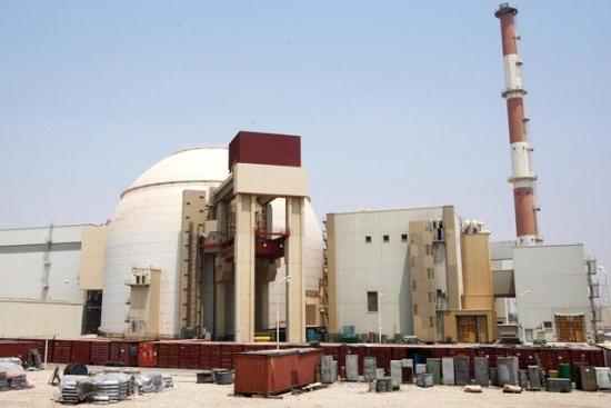 "АО ""РУСАТОМ СЕРВИС"" започна изпълнението на дейностите в рамките на ППР на иранската АЕЦ ""Бушер"""