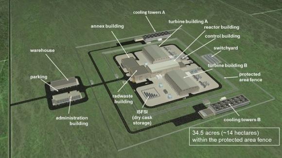 NuScale подаде първата в историята на САЩ заявка за лицензиране на малък модулен реактор